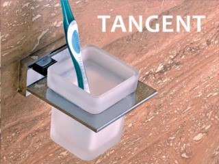 Tangent by Decor Brass Bath Product