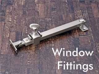 Window Fittings by Decor Brass Hardware Product