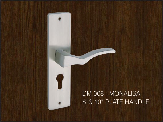 Monalisa by Decor Brass Pull Plate